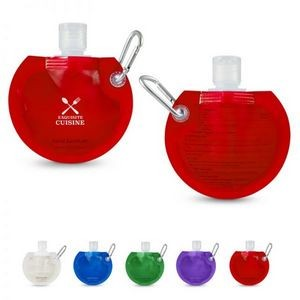 1.5 oz. Round Collapsible Hand Sanitizer